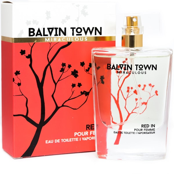 Balvin Tion Red In 3335