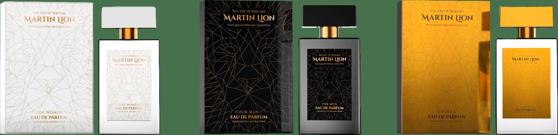 Мартин лион флаконы
