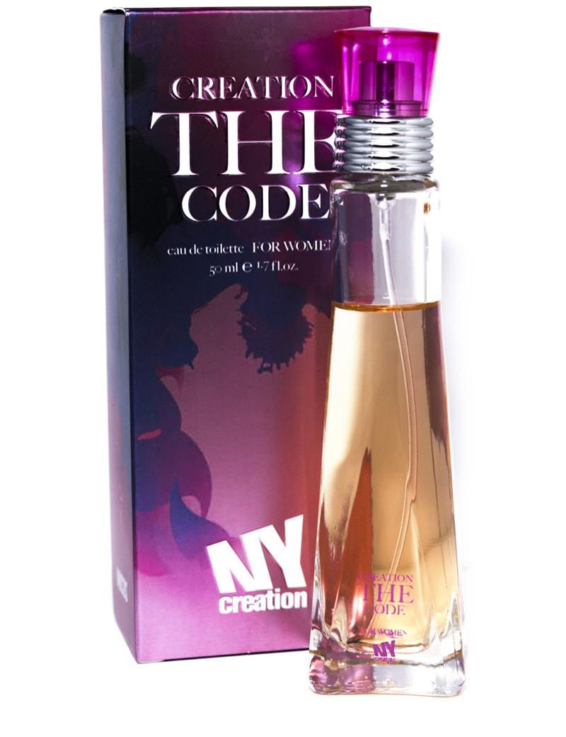 NY creation The Code 0013